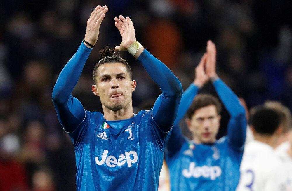 Kas Juventus on sunnitud Cristiano Ronaldo majanduskriisi tõttu maha müüma?