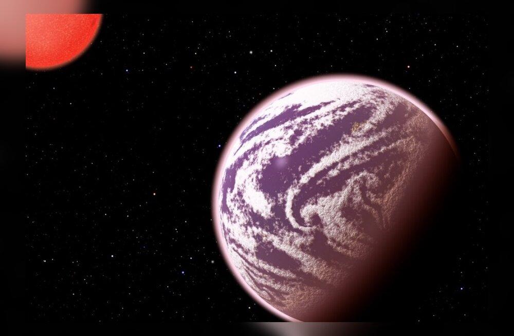 Super-Maa tüüpi planeedid on tõenäoliselt super-elutud