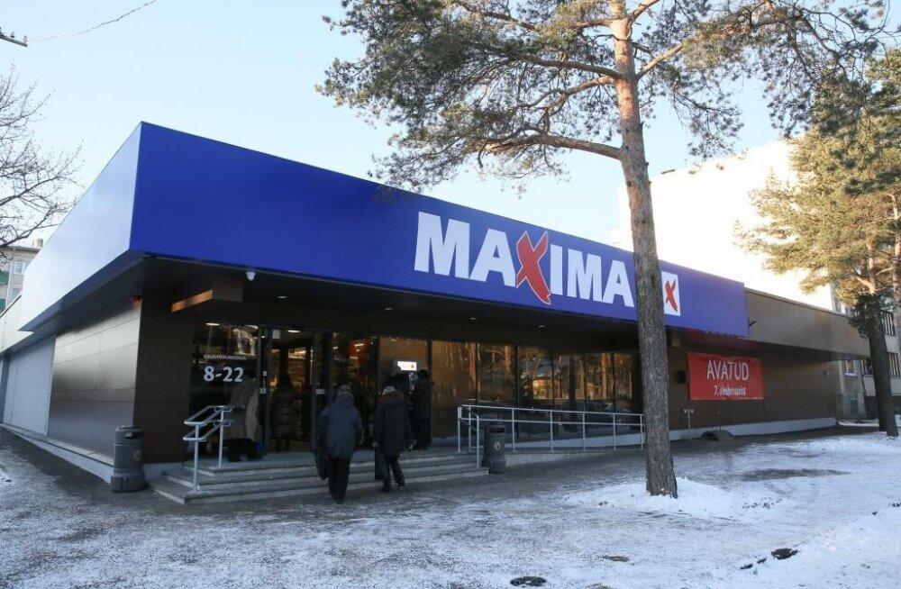 Maxima обновила один из своих первых магазинов