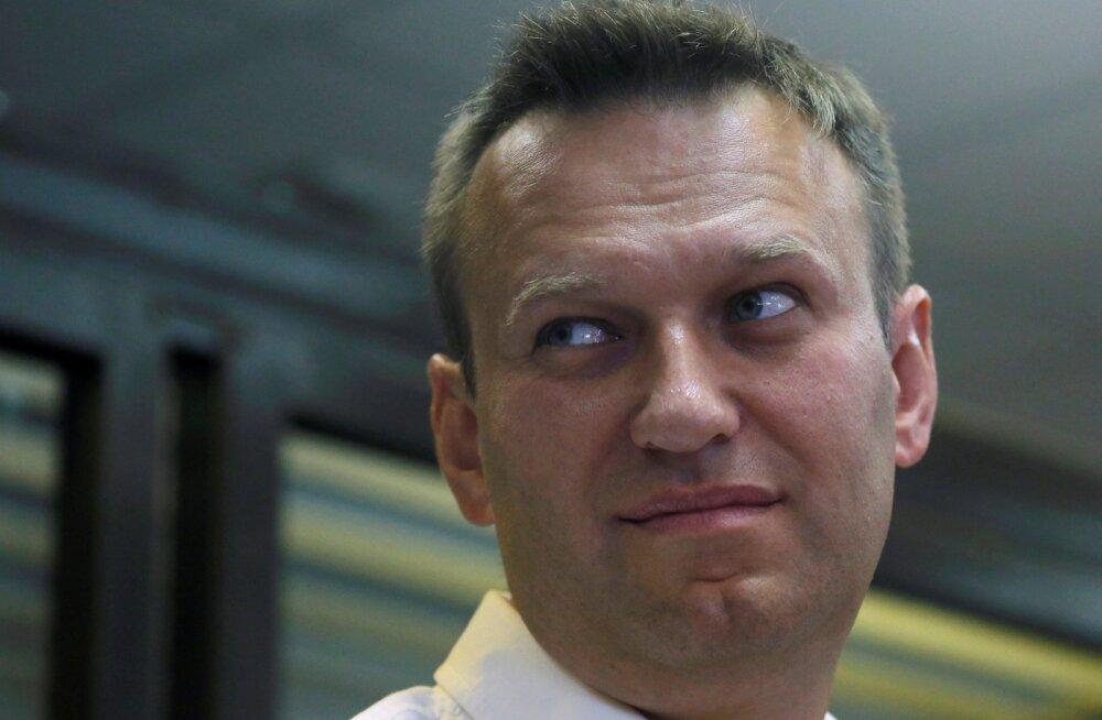 Vene opositsionäär Navalnõi otsustati sunniviisiliselt Kirovi kohtusse tuua