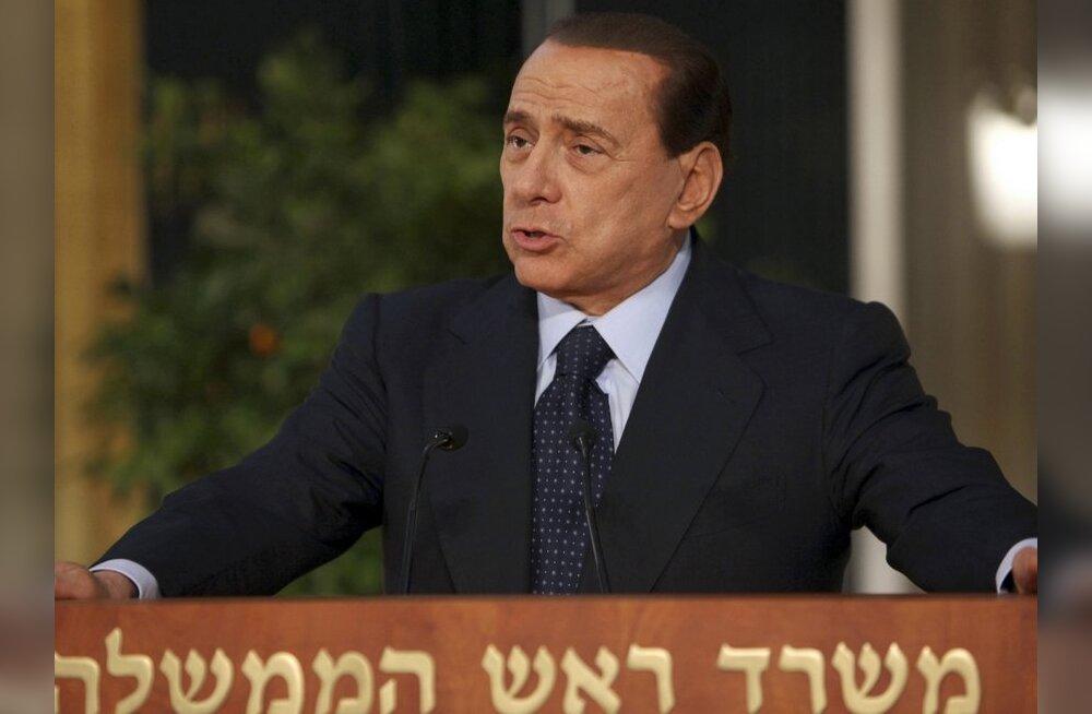 Berlusconi: Itaalial on kiiresti vaja tegevuskava