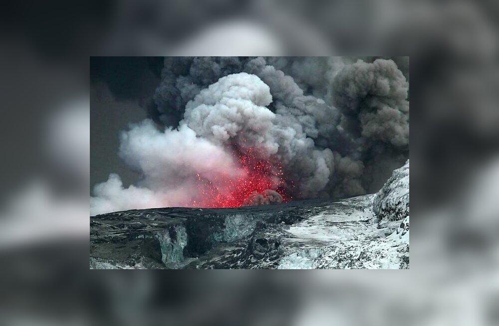 Eyjafjallajökull õpetab: vulkaanid mõjutavad Maa kliimat arvatust hoopis rohkem