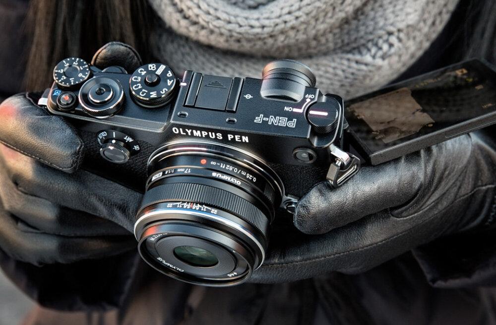 TEST | Fujifilm X-Pro2 vs Olympus PEN-F – kas lahe välimus on kõrgemat hinda väärt?