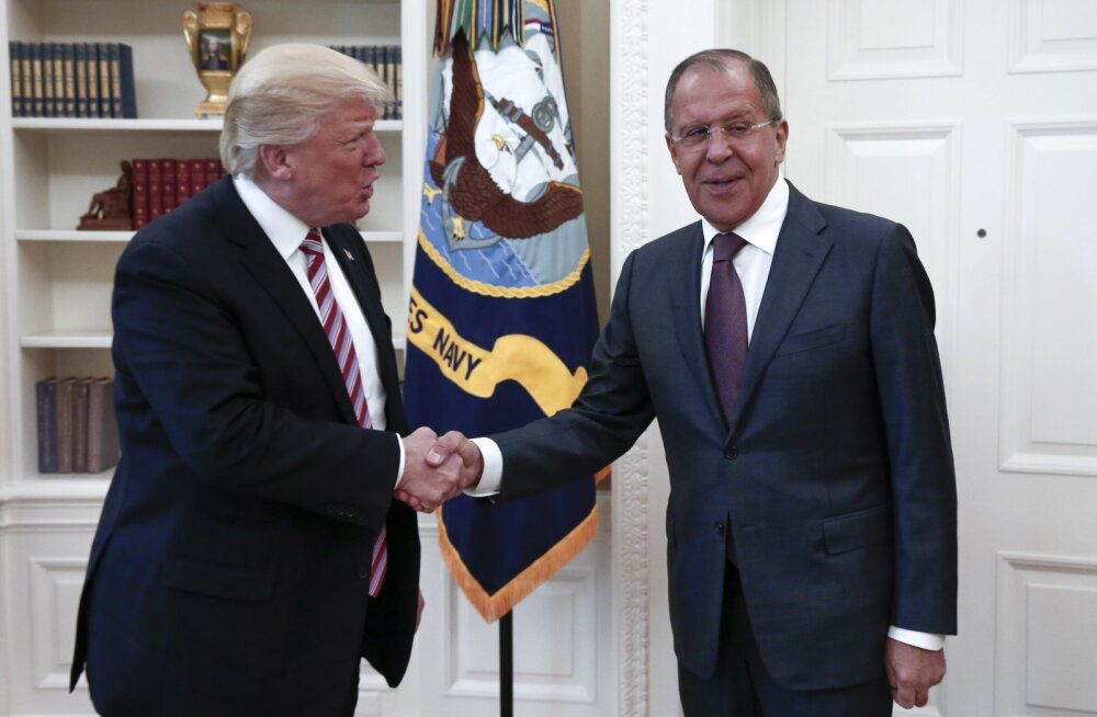 США забрали шпиона из России после приезда Лаврова в Белый дом