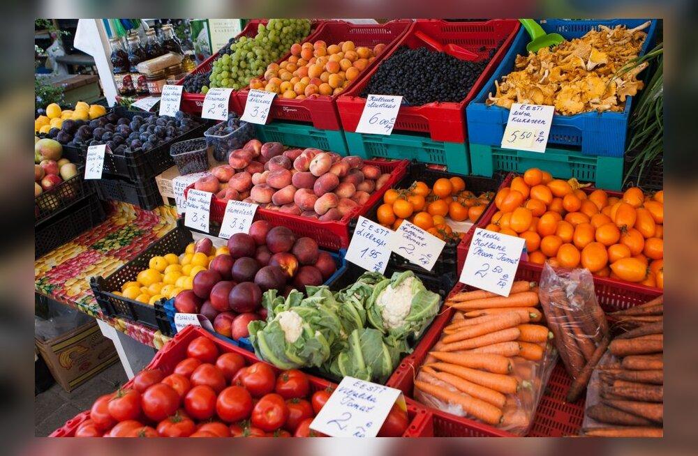 Söö tervislikumalt! Levinuimad müüdid puu- ja köögiviljadega