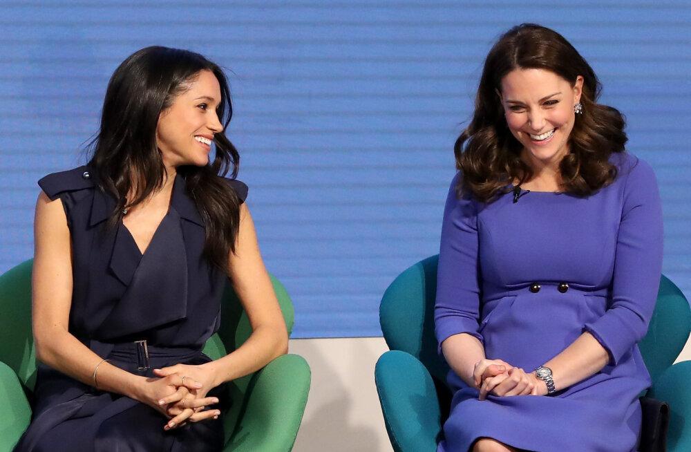 Kehakeeleekspert analüüsis, kuidas Meghan ja Kate tegelikult läbi saavad ning tulemused on täiesti ootamatud!