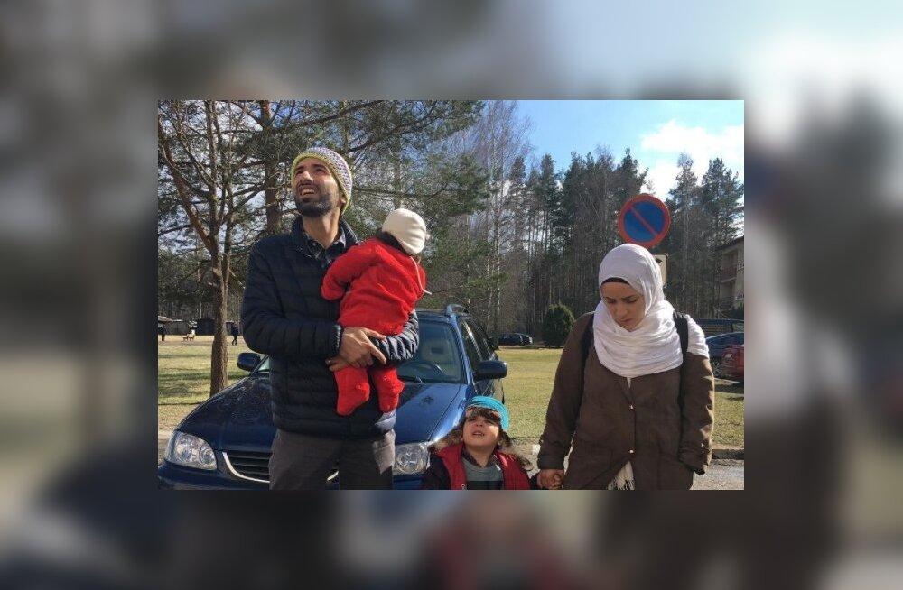 Põlvasse paigutatud süürlane: elu Eestis on nagu sundabielu