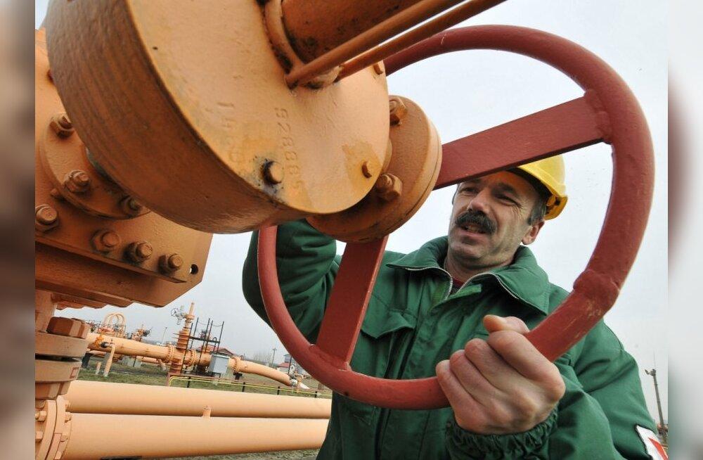 Газопровод Восток—Запад приобретает конкретные черты