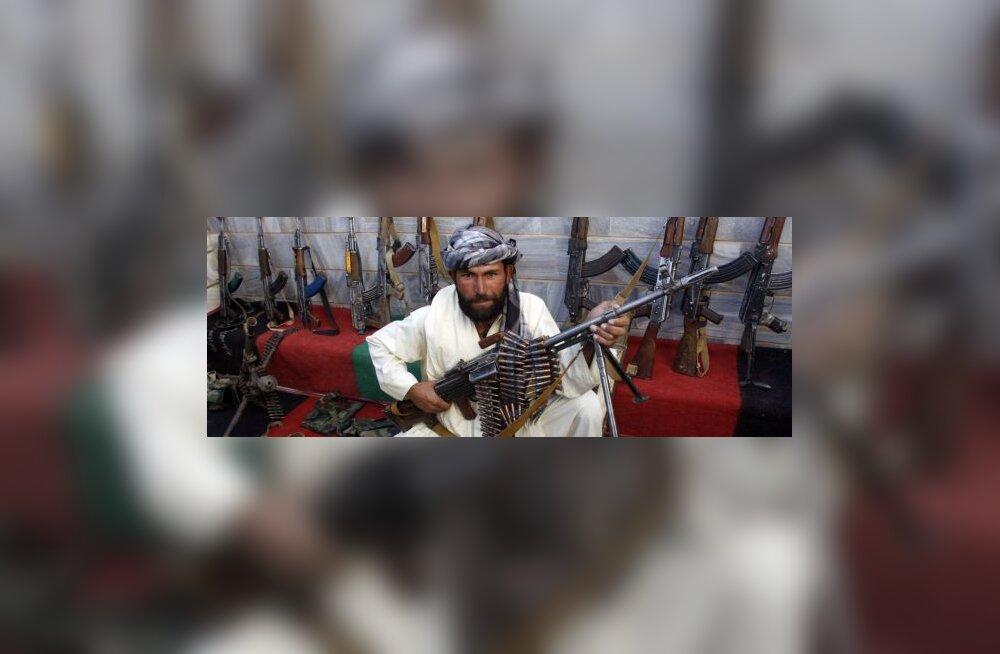 Itaalia eitab Talibani äraostmist Afganistanis