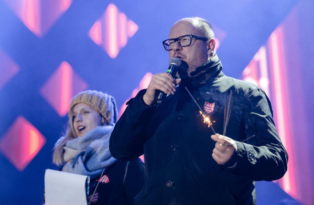Раненный в сердце мэр Гданьска умер
