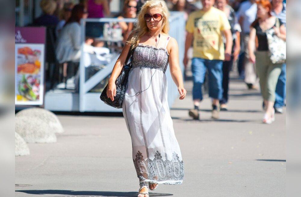 Tallinna tänavamood: suvised kleidid