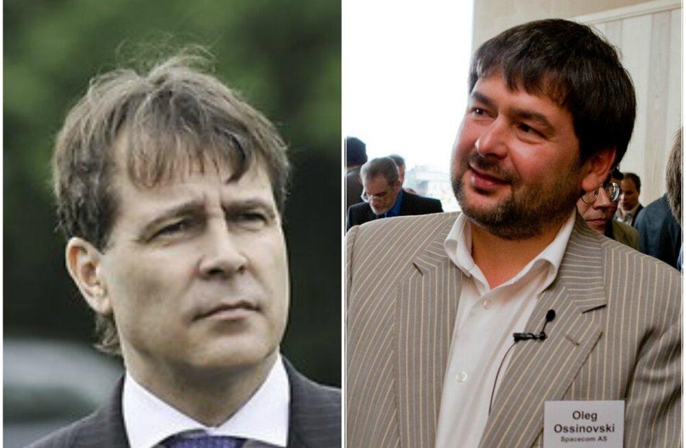 Asi läheb segasemaks... Ossinovski advokaat: Magonise ja Ossinovski vahel oli tehing kolmanda osapoole huvides
