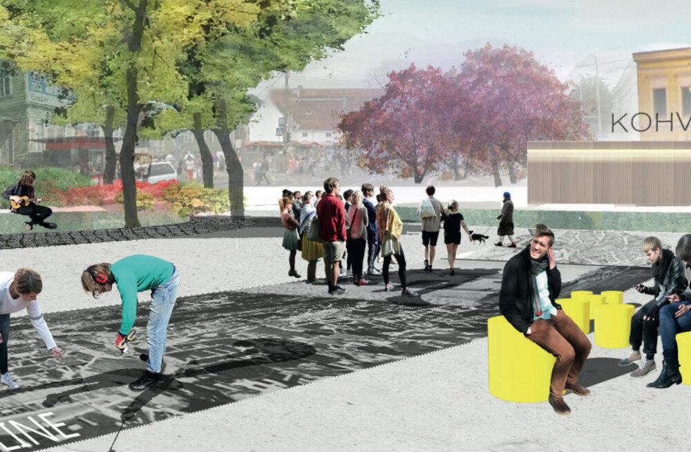 Arhitektid, liikuvusspetsialistid ja linnaplaneerijad arutavad Tallinna autovabal päeval Tallinna peatänava tulevikuvisiooni üle