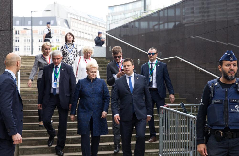 Baltimaad, Poola ja Euroopa Komisjon allkirjastasid teekaardi Balti elektrisüsteemide ühildamiseks Mandri-Euroopaga