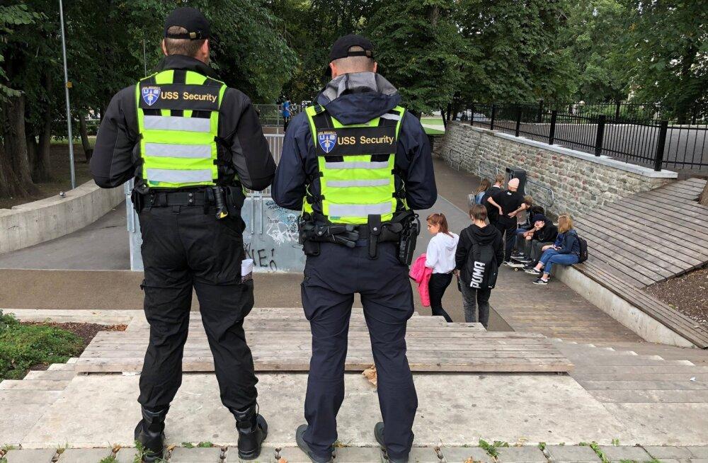 Гуляйте спокойно: Кесклинн заключил договор c охранной фирмой для обеспечения безопасности в парках
