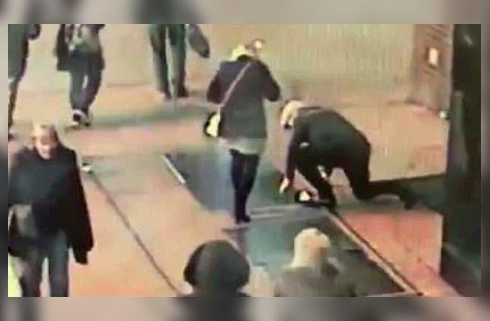 Politsei otsib paarikest, kes kaotas abieluettepaneku käigus ära kihlasõrmuse
