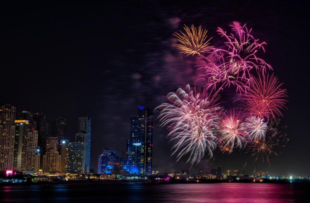 Dubai on üks sihtkohti, kuhu aastavahetuseks omal käel reisida on mitusada eurot soodsam kui reisibüroo teenuseid kasutades.