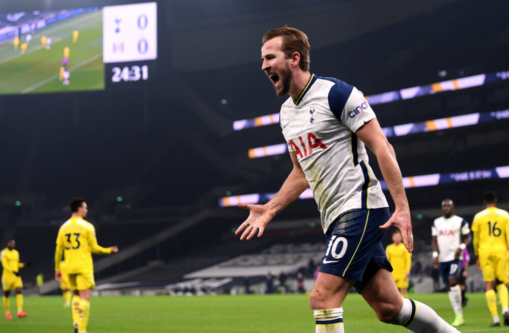 Manchester City ja Tottenham pidid võtma kohustuslikud võidud. Üks sai ülesandega hakkama, teine põrus