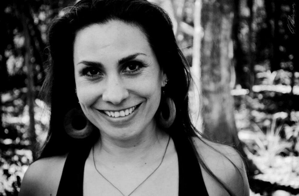 Maria Martinez Ros - elu on tants käesolevas ajahetkes!