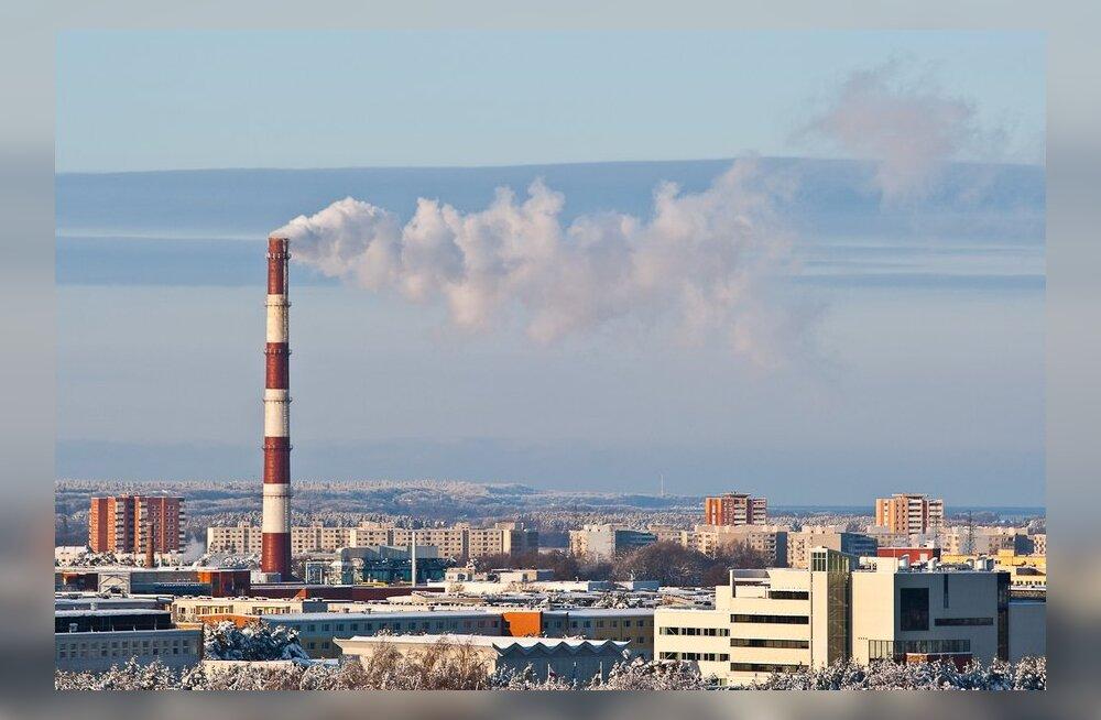 Еврокомиссия дала Эстонии разрешение на распределение квот по CO2