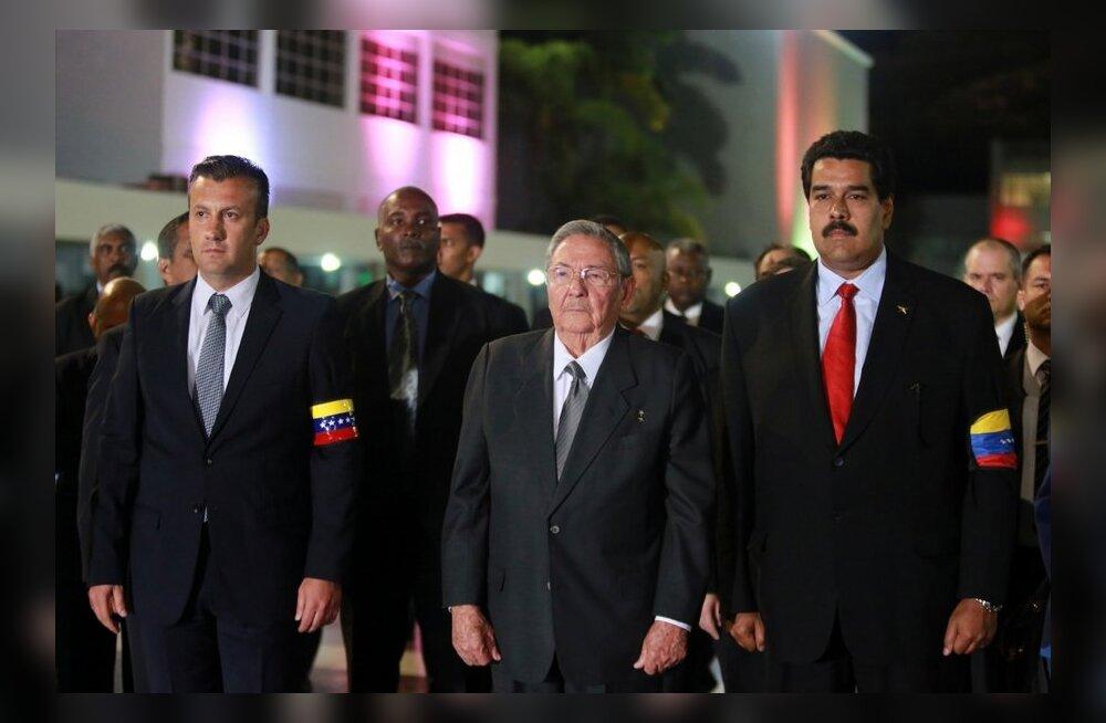 Hugo Chávezi ärasaatmisele koguneb üle 30 riigipea