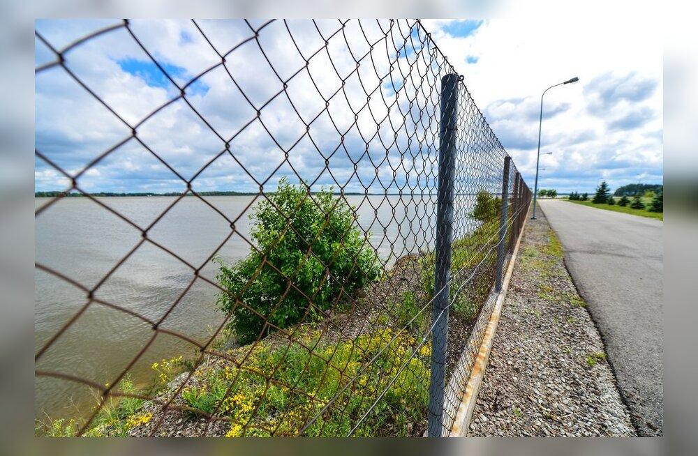Tallinna keskkonnaamet ei poolda Ülemiste kallasraja avamist
