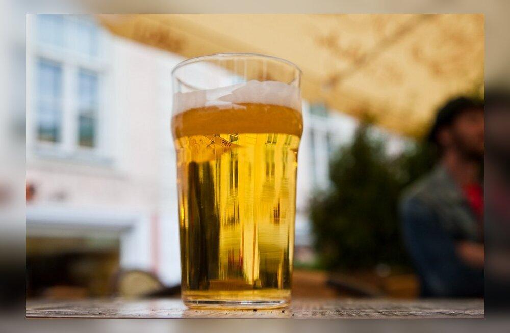 Üks kann õlut päevas hoiab südamearsti eemal