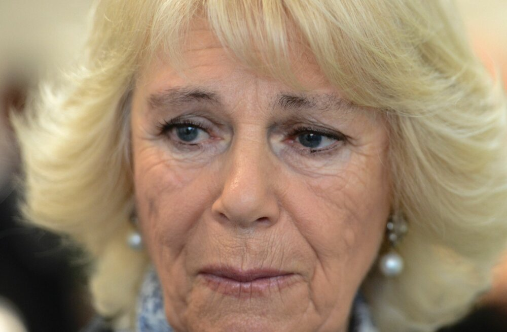 Cornwalli hertsoginna Camilla