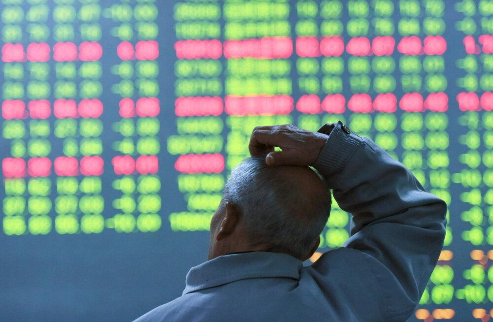Pank hoiatas: müüge enne börsikrahhi kõik maha!