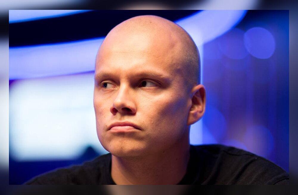 Soome pokkerimiljonär Sahamies tuleb Tallinnasse võistlema