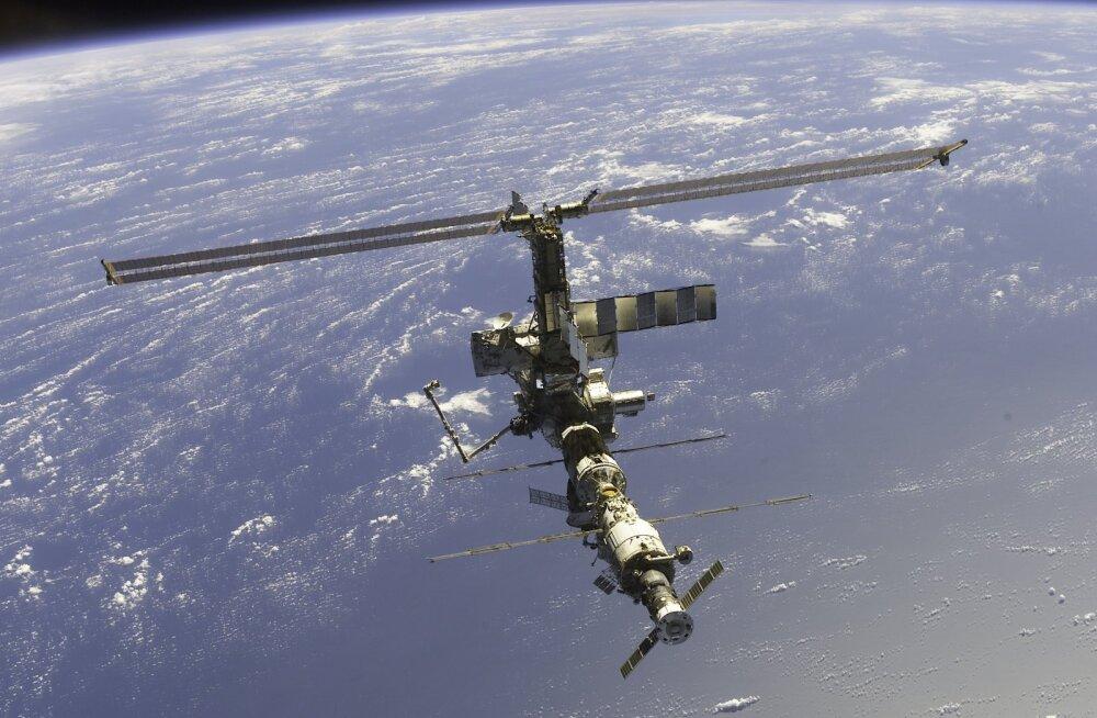"""Mees """"helistas"""" kodunt rahvusvahelisse kosmosejaama — ja seda võib teha igaüks!"""