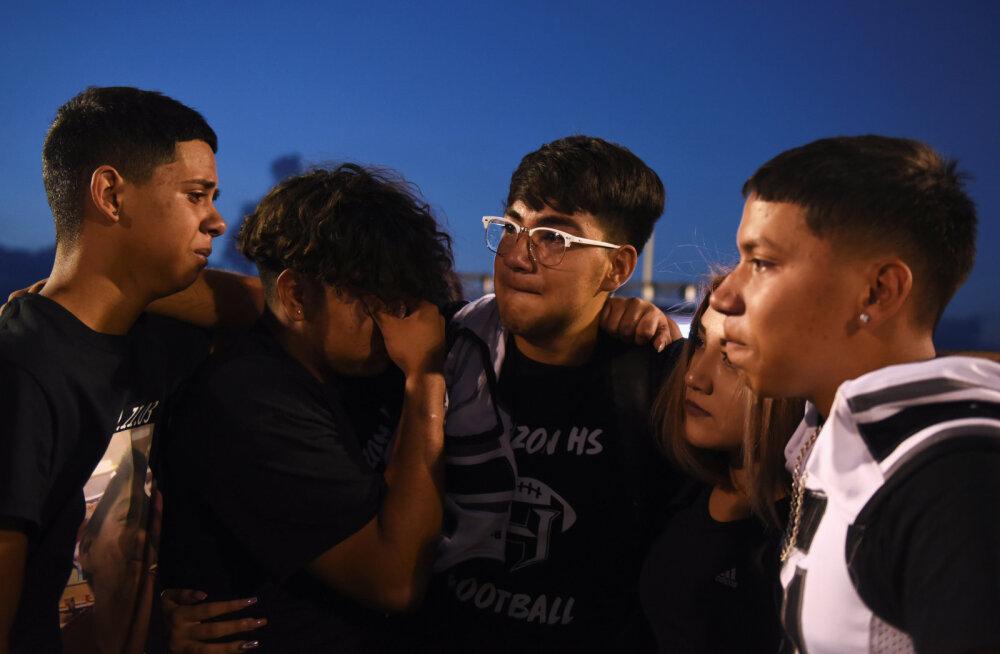 Texases massitulistamises hukkunute arv kasvas kahe võrra