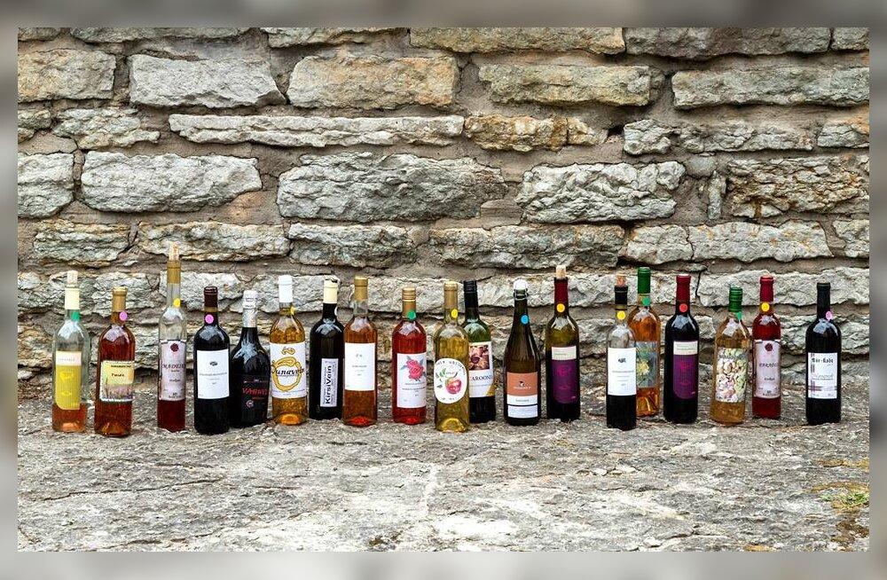 Виноделы объявили всеэстонский конкурс домашнего вина