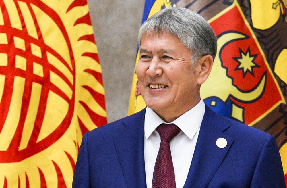Бывшего президента Киргизии заподозрили в попытке госпереворота и убийстве