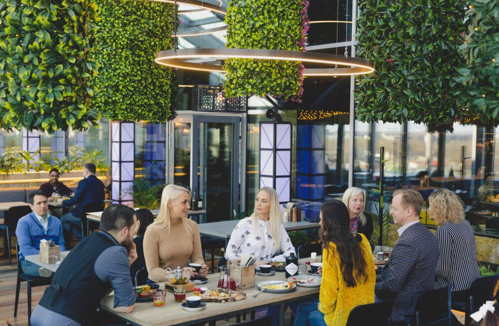 T1 Mall of Tallinn собирает лучших поваров, барменов и вкусы