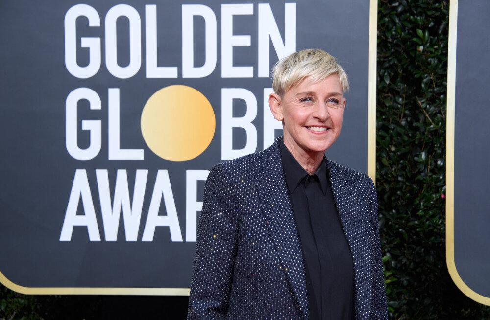 Pilastus, hülgamine ja surm: skandaali sattunud Ellen DeGeneresi elu karmid varjupooled
