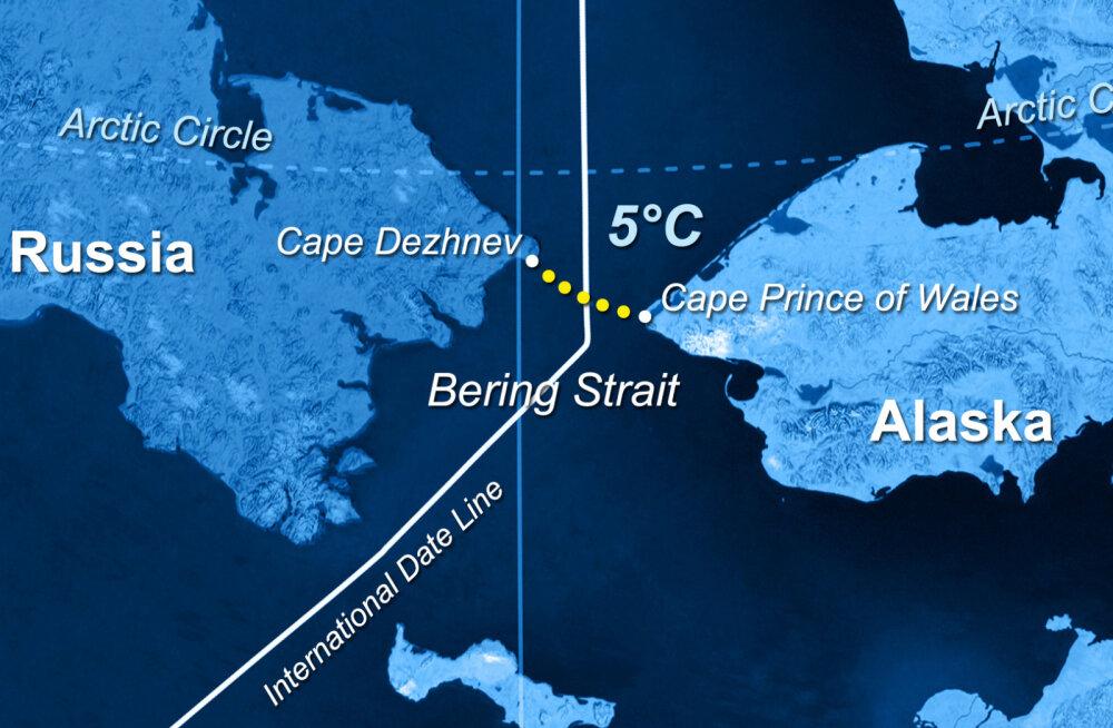 Venelaste pöörane idee kogu Arktika jäävabaks sulatada - ja mis sellest tänaseks saanud on