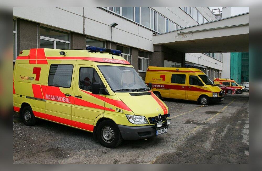 Viirushaiguste levik paneb kiirabiarste oma töötajate pärast muretsema
