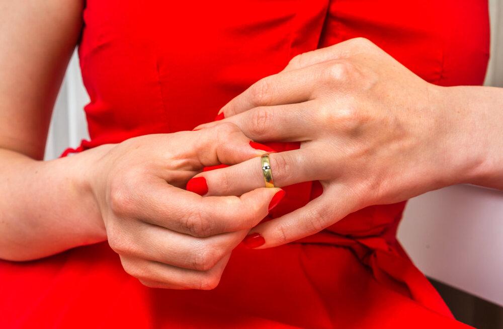 Miks lahutatud mehed tahavad uuesti abielluda, aga naised sageli mitte?
