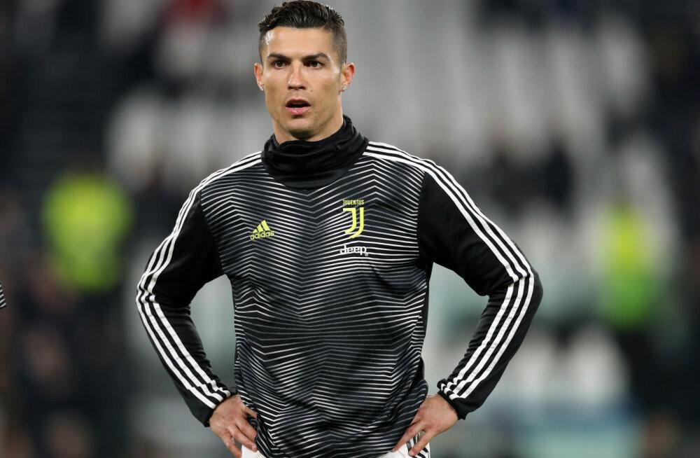 Cristiano Ronaldo ja Juventus väldivad Ronaldo vägistamisskandaali tõttu USA-sse minekut?