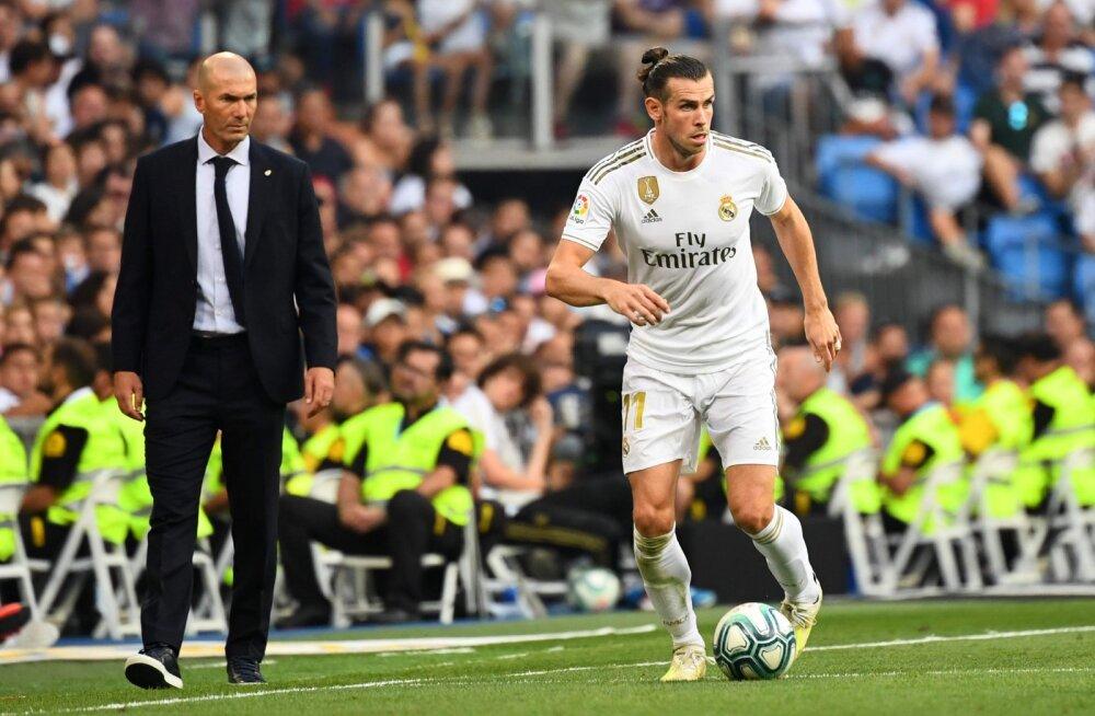 Zidane ja Bale