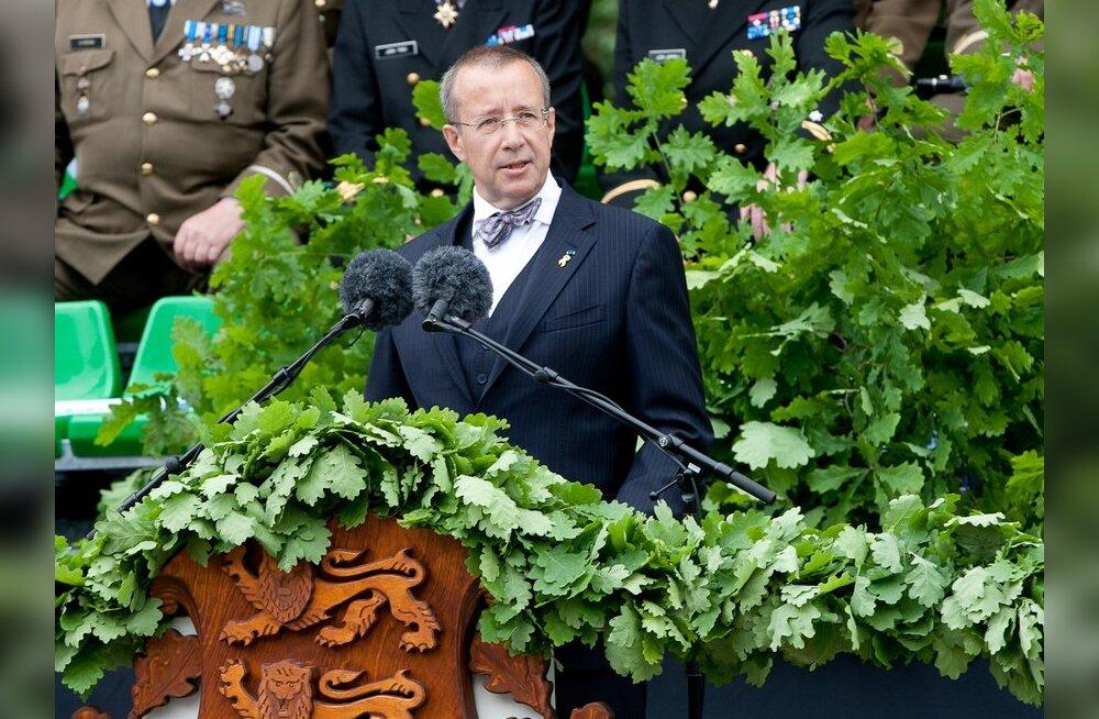 President Ilves: õigustame oma pingutusi vaid siis, kui oleme ustavad ja eetilised