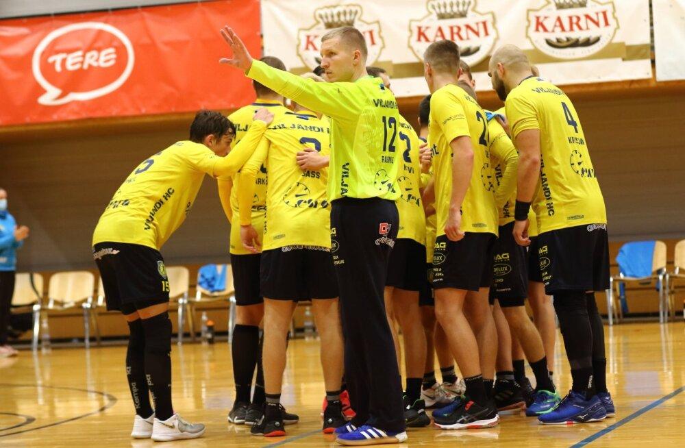 Viljandi HC oli kuueväravalise paremusega üle Raasiku/Mistrast ning tõusis vähemalt ajutiselt liigatabelis teiseks.