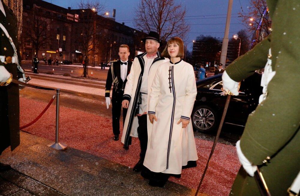 Artur Talvik: president Kaljulaidi aastapäeva kõnes oli tulevikuvaadet, tema uusmajanduse ja kogukonna vaade on võimas