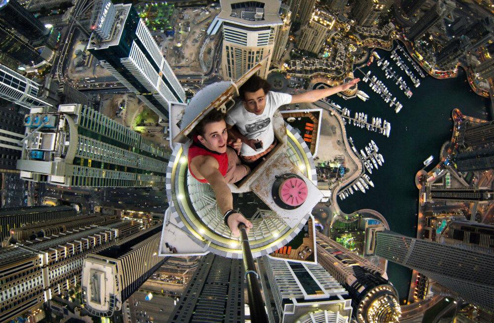 Результаты опроса: туристы готовы рисковать своей жизнью ради красивого фото