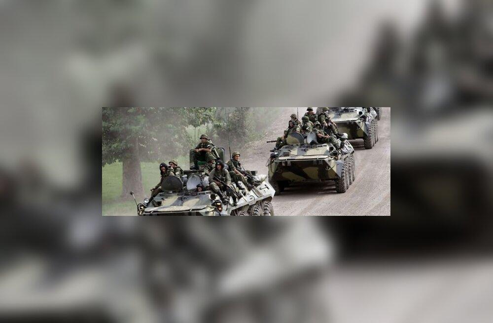 Vene kolonn litsus Tšetšeenias oma mehed surnuks