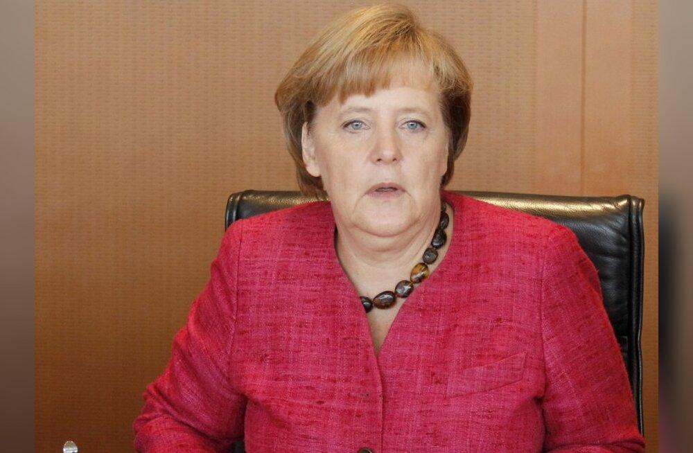 Kaczyński: Angela Merkel tahab Saksa impeeriumi taastada