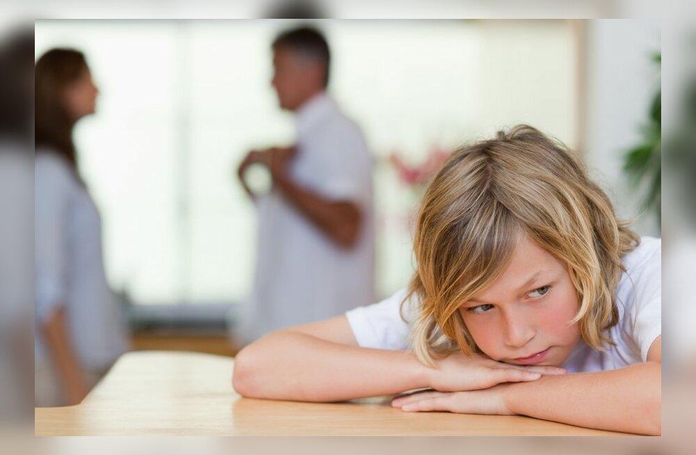 Sügav psühholoogiline trauma ehk lahutus läbi lapse silmade