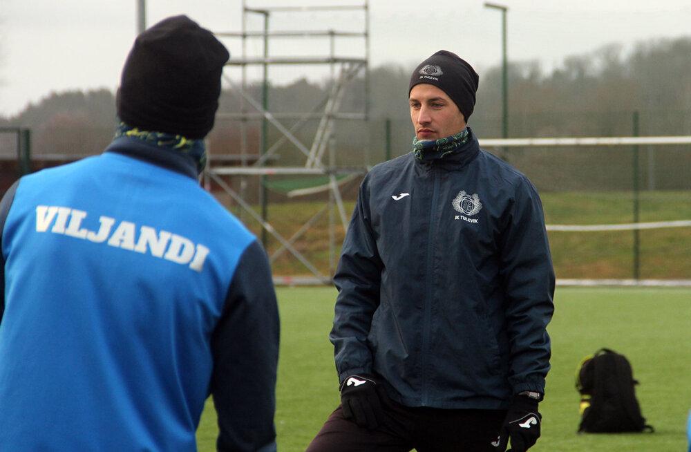 Värskelt karjääri lõpetanud Janar Õunap hakkab Viljandi Tuleviku abitreeneriks