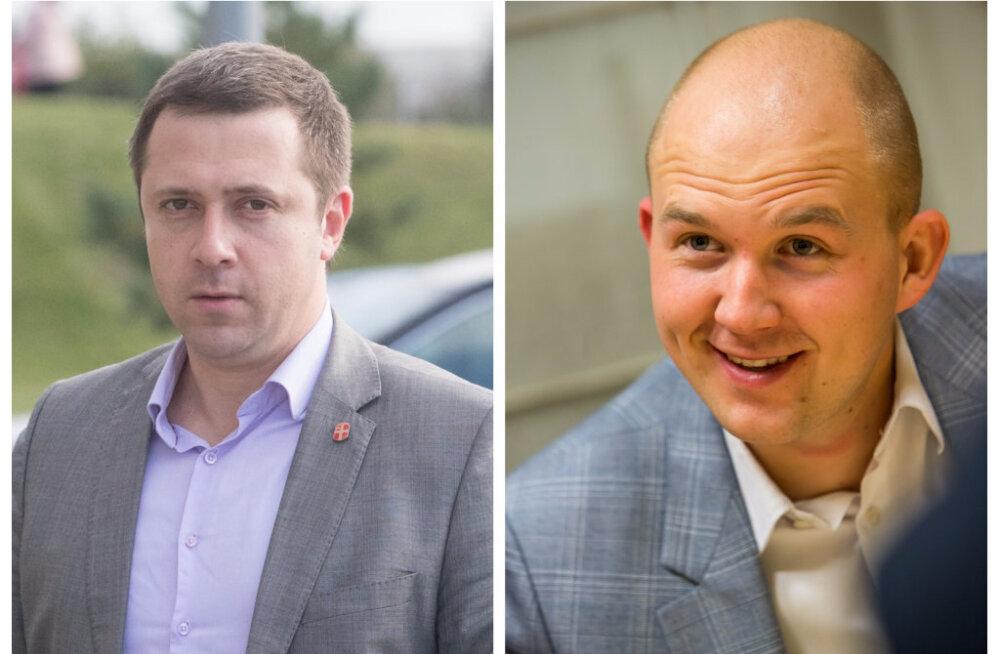Toolimängud linna juhtimises: Vadim Belobrovtsevist ja Tõnis Möldrist saavad abilinnapead? Kes puksitakse kõrvale?